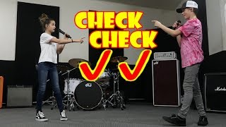Check Check ✔✔ (WK 334.3) | Bratayley