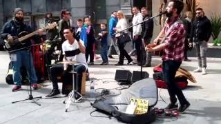 Pink Floyd - Wish you were here cover by Cezar and Jacob