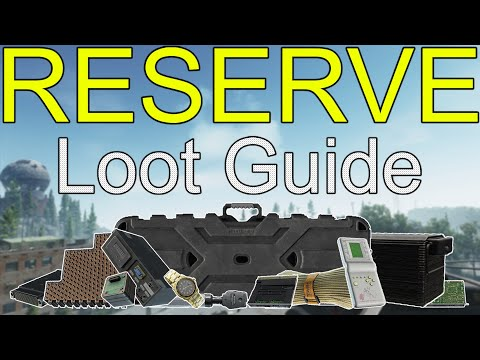 Get Rich on Reserve! (1440p) - Loot Guide - 0.12.2 - Reserve Base - Escape From Tarkov
