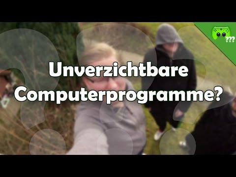 UNVERZICHTBARE COMPUTERPROGRAMME? 🎮 Frag PietSmiet #600