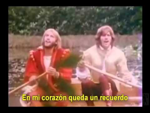 BEE GEES Don't forget to remember (1970) subtítulos en Español