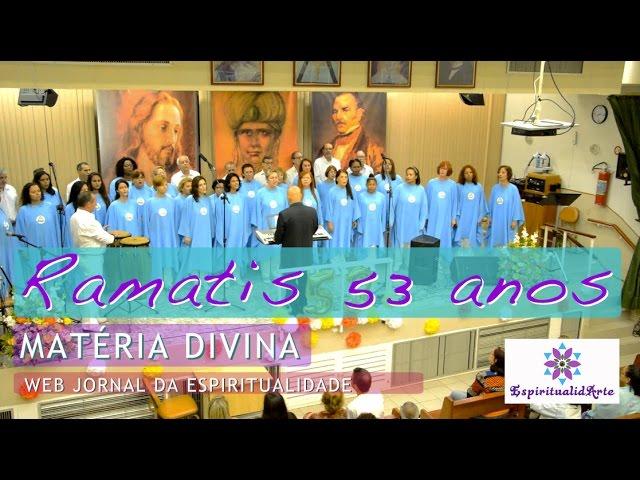 53 anos da Sociedade Espírita Ramatis
