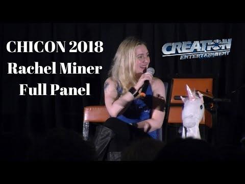 CHICON 2018  Rachel Miner FULL Panel HD