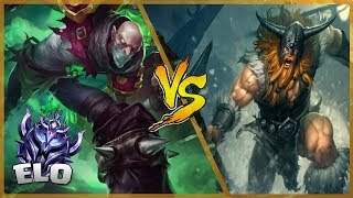 Singed vs Olaf | Olaf