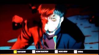 Evangelion 2.22 Bluray Menu Video