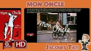Mon oncle de Jacques Tati (1958) #MrCinéma_53