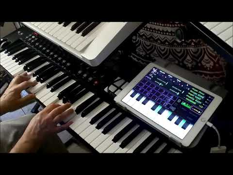 JORDANTRON Updated - The Ultimate Prog Rock Keyboard App for your iPad - EPIC
