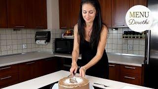 Czekoladowy tort bez pieczenia na 1000 subskrypcji  ;-). MENU Dorotki.