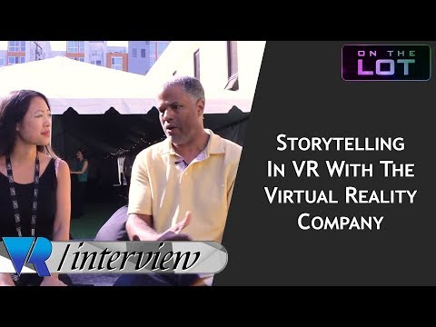The Virtual Reality Company Want To Be The Disney Of Immersive Storytelling