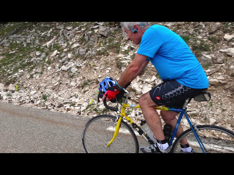 Ascension vélo du Ventoux 2014