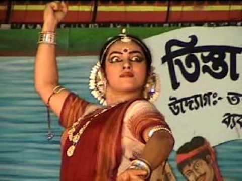 INDIAN ODISSI DANCE - DURGA STUTI - DEBAMITRA SENGUPTA