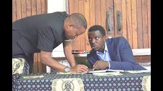 """Naibu Waziri afunguka mbele ya RC """"Wengine tumeingizwa katika migogoro tuliyoikuta"""""""