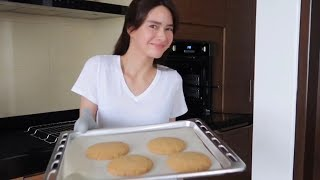 Baking My Fave Oatmeal Cookies (Soft & Chewy) ♥️ | Erich Gonzales