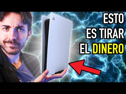 PlayStation 5 DIGITAL es TIRAR el dinero 😅 Vale la pena por su precio? PS5 Digital vs Xbox Series S