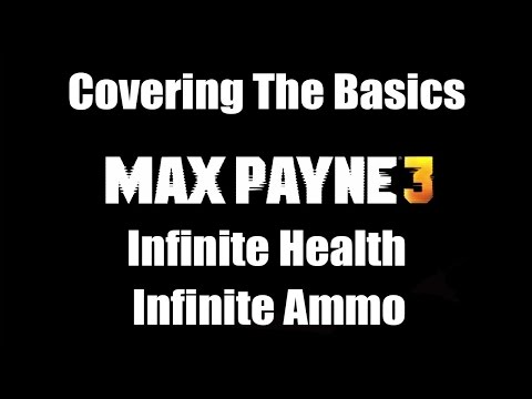 Max Payne 3: Cheat Engine Covering The Basics: Inf Health Inf Ammo