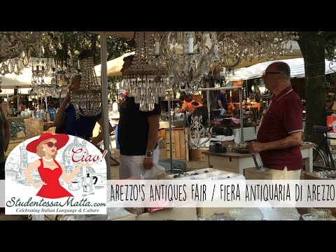 Arezzo Antique Fair - Fiera Antiquaria Arezzo
