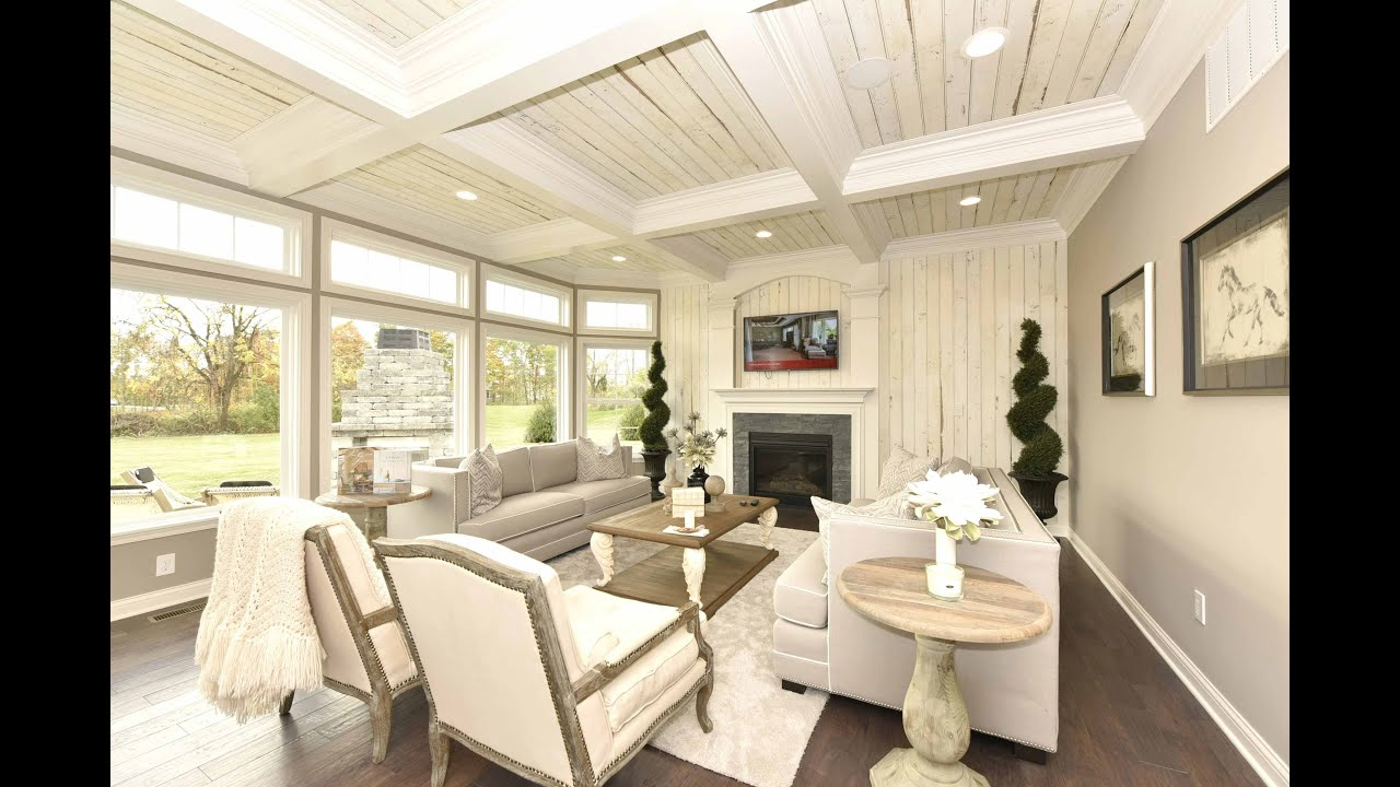 The Marshall Floorplan By Fischer Homes Model Home In