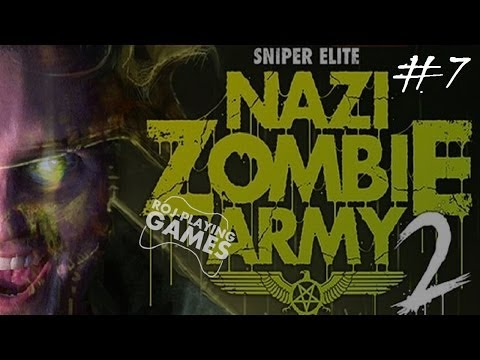 Sniper Elite Nazi Zombie Army 2 (#7) Wybuchowo (Roj-playing Games!) |