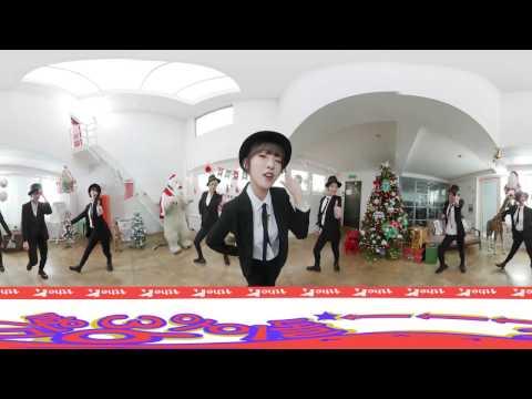 IDOL 360 WORLD Behind(아이돌360월드 비하인드): OH MY GIRL(오마이걸)_오마이보이로 변신한 옴걸 (부제: 남돌 댄스 커버)