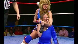 (720pHD): WCW SN 02/28/87 - Misty Blue Simmes vs. Linda Dallas