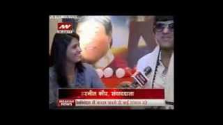 Harneet in conversation with 'Shaktiman' (Mukesh K