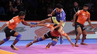 Pro Kabaddi 2018 Highlights | U Mumba vs Tamil Thalaivas | Hindi