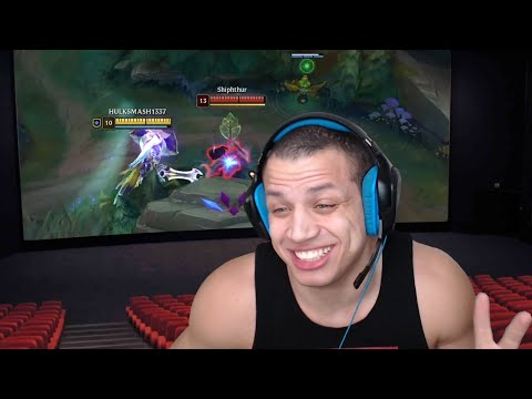 TYLER1: SNEAK PEEK AT SUPPORT CHALLENGE