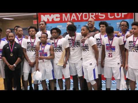 2017 NYC Mayor's Cup Basketball @ Baruch College
