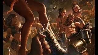 Conan Full Game Movie All Cutscenes Cinematic