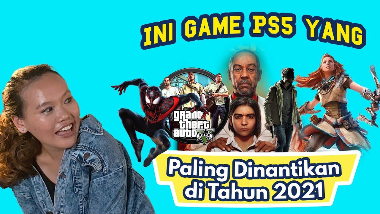 new game ps5 2021 terbaik gameplay  grafik keren