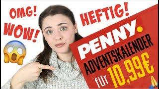 HEFTIGSTER Penny Adventskalender 2018! 😱 VIELE Marken für gerade mal 10€