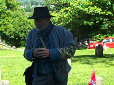 Confederate Memorial Day Service East Hill Cemetery Bristol, VA 525..13