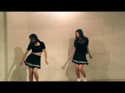 【NMB48 / 絶滅黒髪少女】踊ってみた by Lily Lupinus