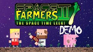 САМАЯ КОРОТКАЯ ДЕМКА SPACE FARMERS 2 DEMO