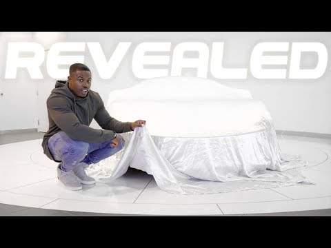 SUPERCAR REVEAL | I WAITED YEARS FOR THIS