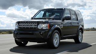 Навигационный блок Land Rover 2013+ Пример установки в Discovery 4