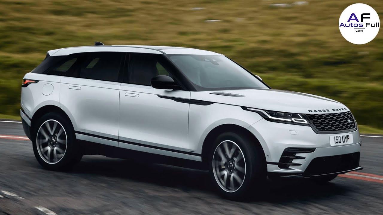 Nuevo Range Rover Velar 2021   Una Joya Sobre Ruedas