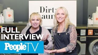Rebel Wilson On Red Carpet Fashion & Her Monogrammed Louis Vuitton Bag | Dirty Laundry | PeopleTV