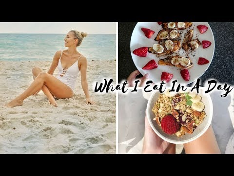WHAT I EAT IN A DAY DAIRY FREE EGG FREE WHOLE30 | Scarlett London