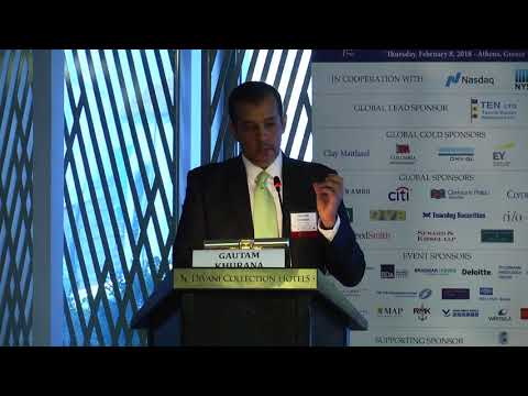 2018 9th Annual Greek Shipping Forum - The Global Commodity, Energy & Shipping Markets
