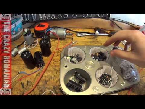 Can you build a Survival Solar Powered Super Capacitor LED Flash Light - NOPE
