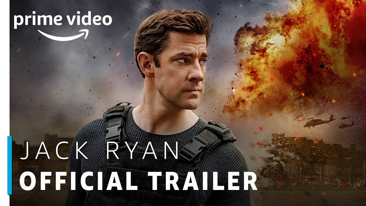 Download Tom Clancy's Jack Ryan | Official Trailer | Prime Original | Amazon Prime Video