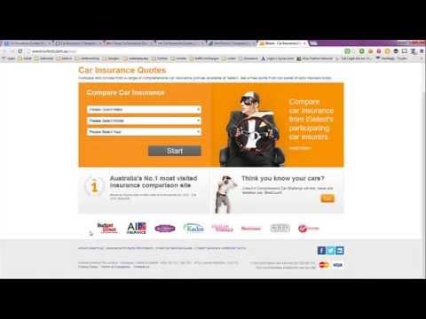 Car Insurance Quotes Online Comparison In Australia