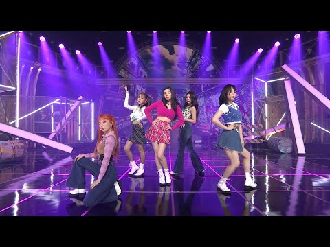 Red Velvet 레드벨벳 'Pose' Performance Stage @inteRView vol.7 : Queendom