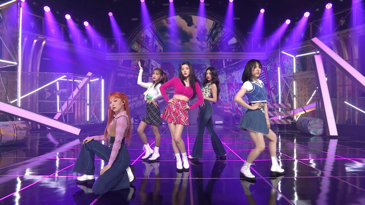 Download Red Velvet 레드벨벳 'Pose' Performance Stage @inteRView vol.7 : Queendom