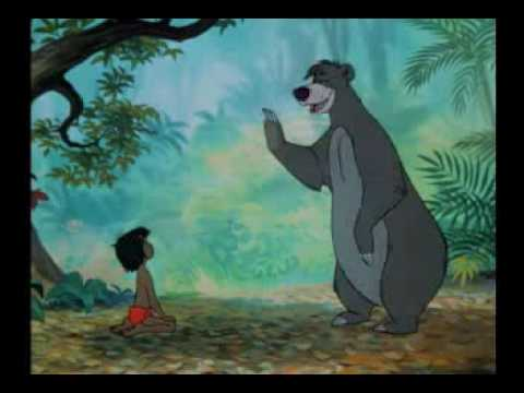 ''Busca lo mas vital'' (Baloo) - YouTube