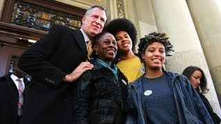 Meet the new first family of New York City