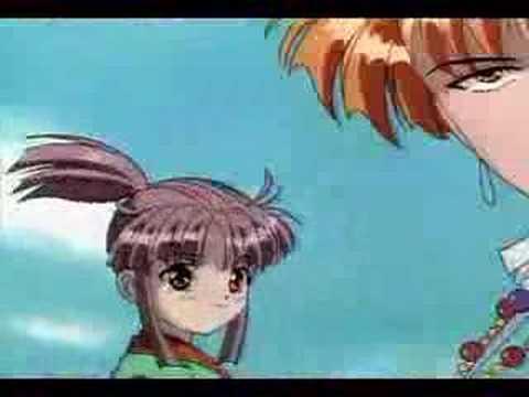 Fushigi Yugi - Opening theme