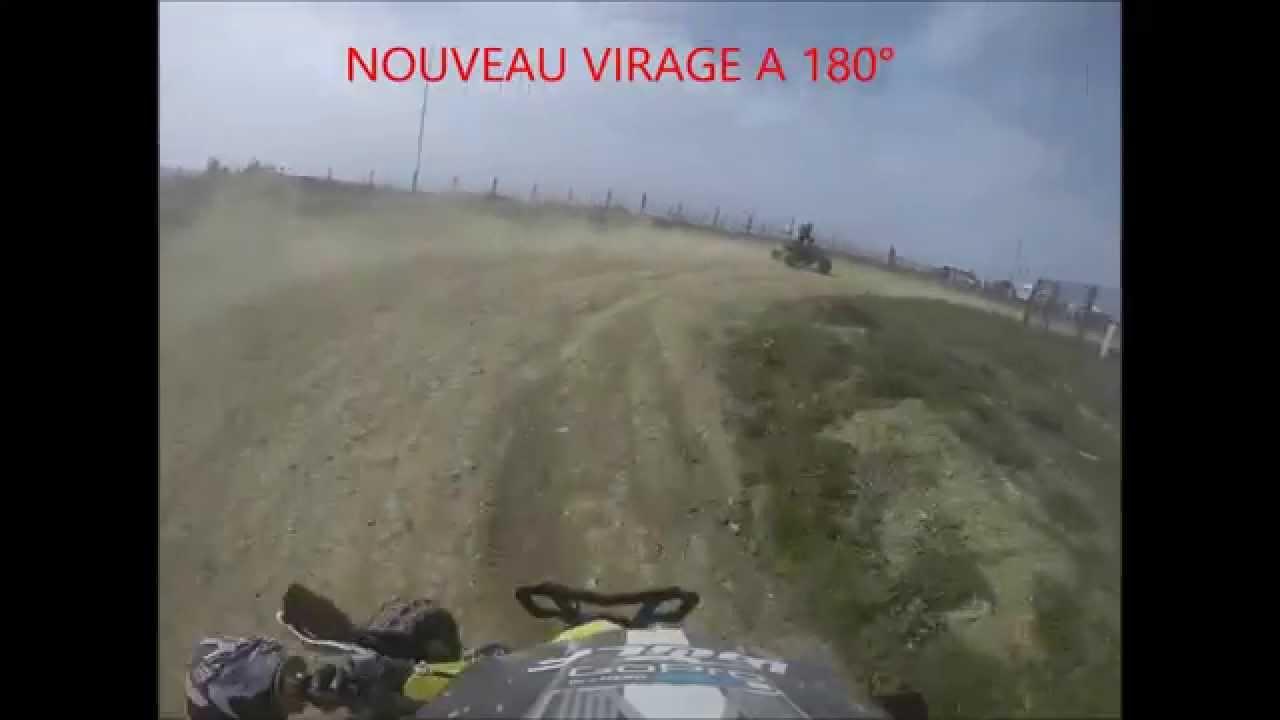 Tour Du Circuit De Cross De Frotey Les Vesoul En Quad