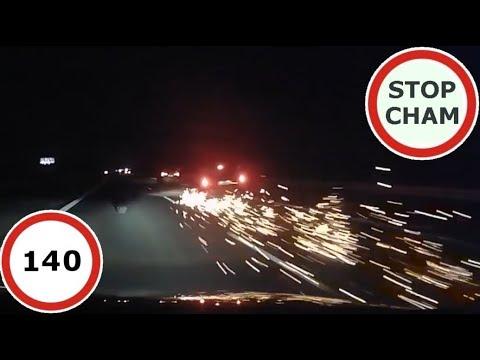 Stop Cham #140 – Niebezpieczne i chamskie sytuacje na drogach